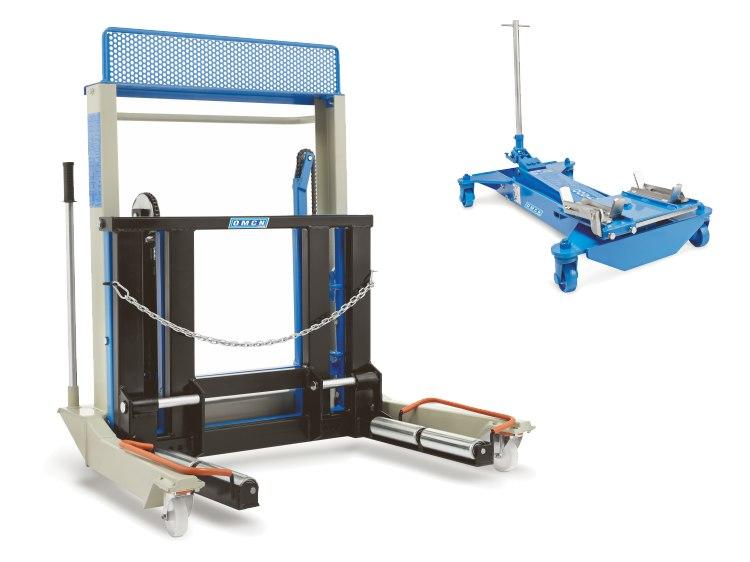 Geräte Für Lkw-Reparaturen