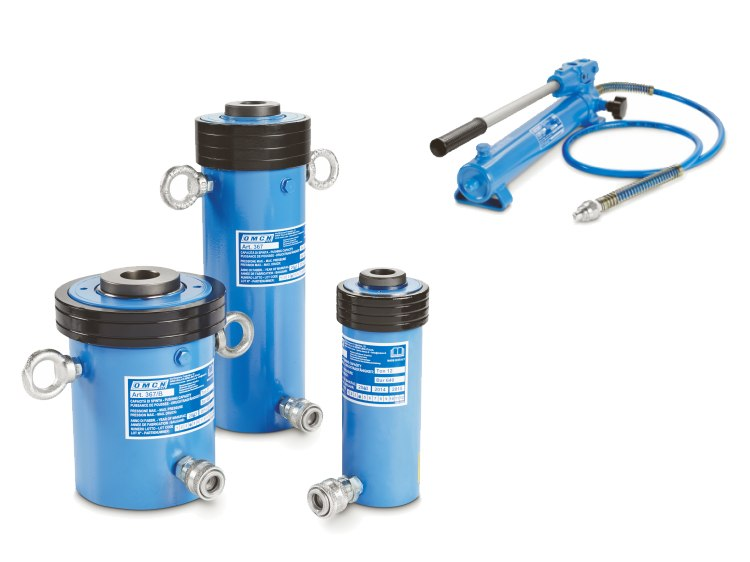 Hydraulic pumps and cylinders for industrial solutions