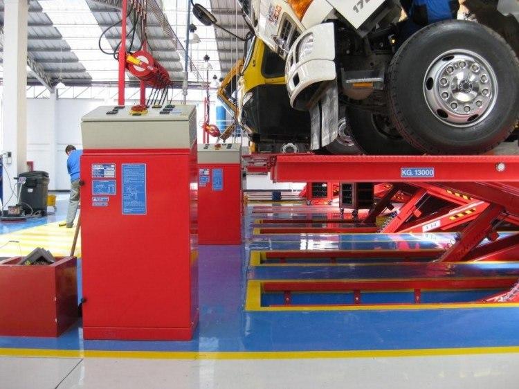 Sollevatori camion OMCN