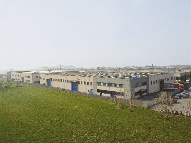 OMCN factory Bergamo Italy