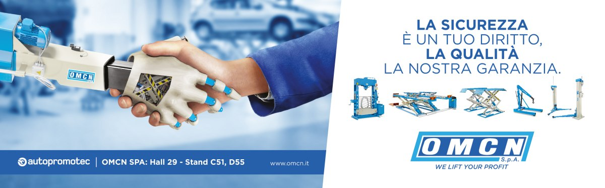 Autopromotec 2015 – 20-24 may BOLOGNA, ITALY