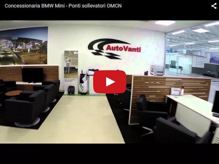 Video inaugurale della nuova concessionaria BMW e Mini AutoVanti