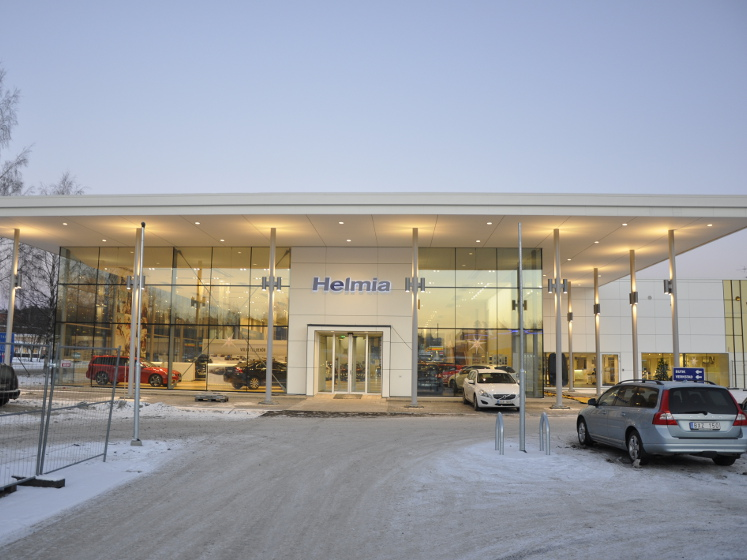 Volvo Dealer