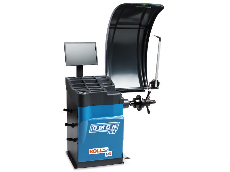 Roll R6 Monitor