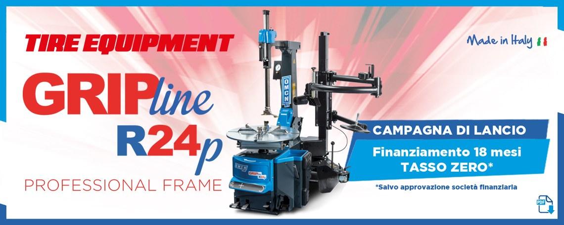 Grip Line R24P- Tire Equipment