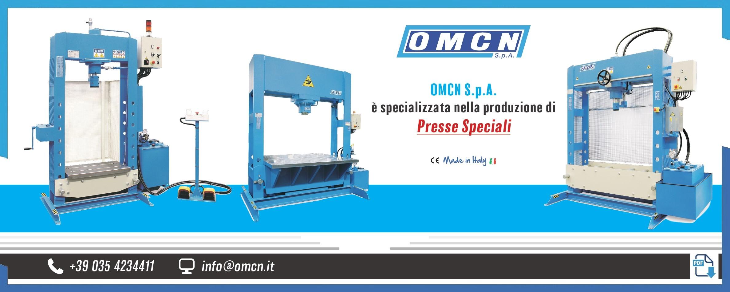 Presse Speciali OMCN