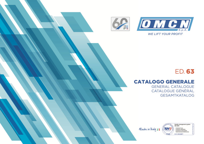 Download OMCN catalogue